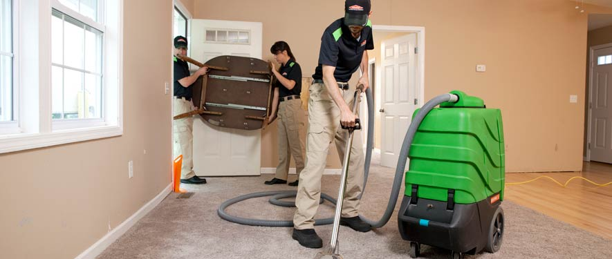 San Clemente, CA residential restoration cleaning